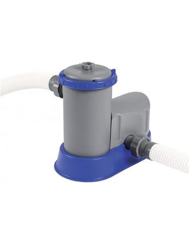 Depuradora de filtro de cartucho tipo III de 5678 litros/hora, ø38mm. Bestway 58389  - 1